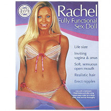 Rachel Female Inflatable ( Blow Up ) Love Sex Doll