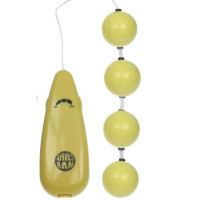 Rumble Balls Yellow